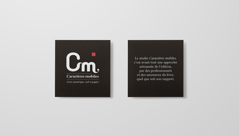 Studio Caractères mobiles