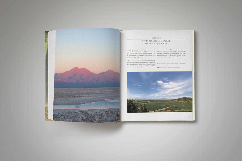 Chili, pays de vins et de montagnes