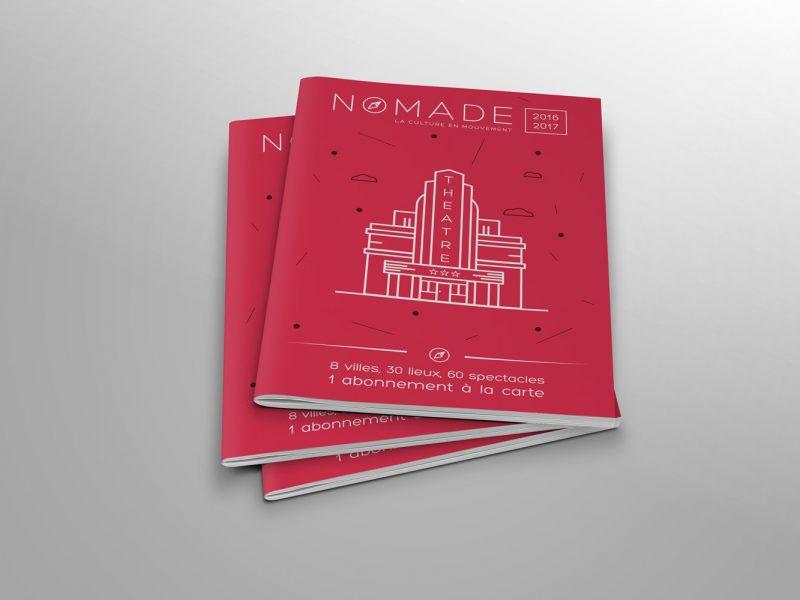 Catalogue Nomade.be 2016-2017